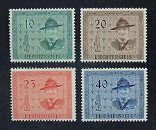 CKStamps: Liechtenstein Stamps Collection Scott#270-273 Mint NH OG