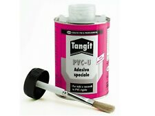 Adesivo colla TANGIT per PVC-U con pennello tubi in plastica HENKEL 250gr
