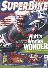 Yamaha TRX850 Laverda 750S Ducati 916 Senna Suzuki TL1000S Honda RC45 ZX-7R T595