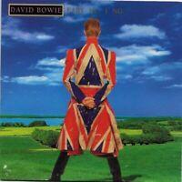 David Bowie Earthling 1997 CD Little Wonder Telling Lies Dead Man Walking Afraid