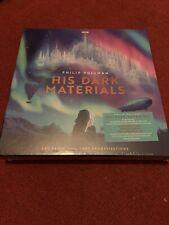 Philip Pullman BBC His Dark Materials 9LP  Trilogy Vinyl Set *Signed* DAMAGED