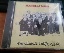 MARIELLA NAVA - MENDICANTE E ALTRE STORIE - CD NUOVO SIGILLATO (SEALED)