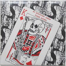 Flesh Eaters - No Questions Asked LP ITALY PRESS Divine Horsemen Plugz X Punk