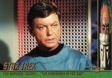 Star Trek Original TOS Season 1 Chase Character Log C26 Conscience King
