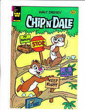 Chip 'n' Dale  No.80   : 1982 :    : Traffic Signs Cover! :