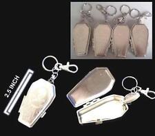 6 POCKET COFFIN ASHTRAY novelty smoking ash tray ashtrays coffins key chain new