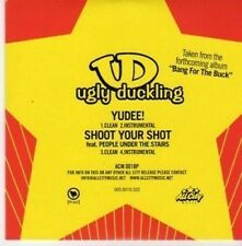 (BI907) Ugly Duckling, Yudee! - DJ CD