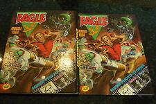 EAGLE ANNUAL - 1984 - UK Comic Annual