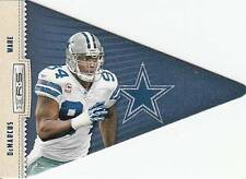2012 Rookies and Stars Player Pennant #14 DeMarcus Ware Cowboys
