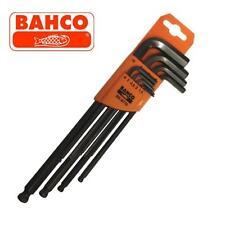 Bahco Long Metric allen keys with ball end - hex key set 1.5 - 10mm - Mechanics