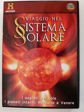 Viaggio nel Sistema Solare I Segreti del Sole (Documentario Scienza) DVD History