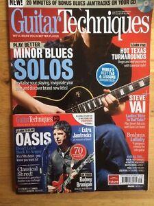 Guitar Techniques magazine & CD: September 2011