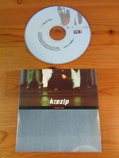 cd single Krezip - I would stay