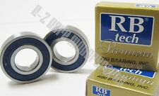 Go Kart Racing (2) PREMIUM QUALITY RB Tech BEARINGS for USA 5/8 I.D. Front Hubs