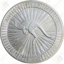 2016-P $1 Silver Australian Kangaroo – 1 oz .9999 Fine – SKU #13316