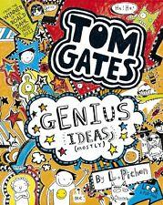 Genius Ideas (Mostly) (Tom Gates) By Liz Pichon