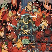 Dance Gavin Dance - Afterburner [New CD] Explicit