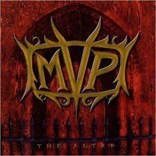 MVP - MICHAEL VESCERA PROJECT - The Altar CD