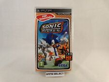 SONIC RIVALS THE HEDGEHOG SONY PSP PAL EU EUR ITA ITALIANO NUOVO SIGILLATO