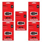 SanDisk Cruzer 16GB 32GB 64GB 128GB Flash Drive USB 2.0 Thumb Memory Pen Disk