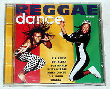 CD REGGAE dance (Shaggy / The Itals / Maxi Priest u.a.)