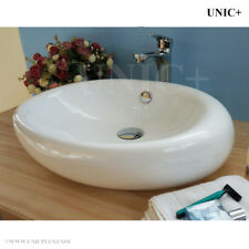 Oval Sink, Oval Bathroom Sink, Porcelain Ceramic Bathroom Vessel Sink, BVC016
