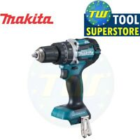 Makita DHP484Z 18V LXT Mid Range Compact Brushless Combi Drill - Body Only