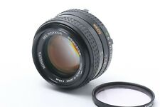 FedEx DHL For parts Minolta MD Rokkor 50mm f/ 1.4 Prime Lens JAPAN 200765