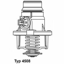 WAHLER Thermostat, coolant 4508.105D
