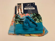 George Men Lounge Shorts French Terry
