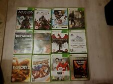 Xbox 360 Games Includes Gears Of War, Final Fantasy XI, Lego and More!!