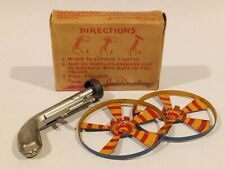 Daisy Mfg. Co., Jack Armstrong Shooting Plane, 1933, Promotional Toy, OB, Nice!!