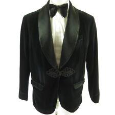 Polo Ralph Lauren Smoking Robe Mens 2XL Black Velvet