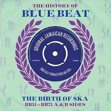 History of Blue Beat Owen Grey The Blues Busters Chuck & Dobby 3 CD NUOVO