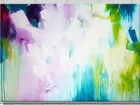 MODERN ABSTRACT HAND PAINTED OIL PAINTING ON CANVAS 60 x 90 FRAMED WALL ART