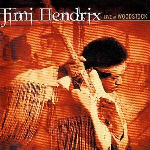 Jimi Hendrix - Live At Woodstock - 2 x CD
