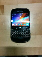 Blackberry Bold 9900 8GB - Black - Unlocked Grade C Clean as it can be.
