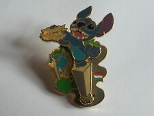 Disney DLRP Stitch Europe Invasion Series Pin - LuxembouRG LE 900