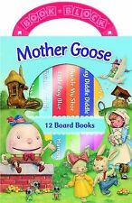 Mother Goose: My First Library Box Set of 12 Board Books NEW
