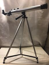 60mm Refractive Telescope Tripod Stars Refractor 50x 100x Lenses Space Scope