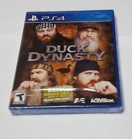 Duck Dynasty (Sony PlayStation 4, 2014)