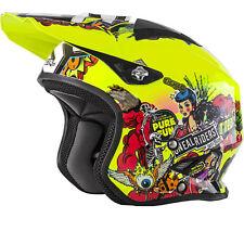 Oneal Slat Crank Trials Helmet Bike Off Road Quad ATV Enduro Adventure Motocross