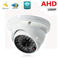 CCTV 1080P AHD Camera 2.0MP HD Dome Analog Home Security 48LED IR Night Vision