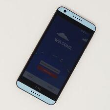 HTC Desire 650 4G - Smart Phone - Blue - Working Condition - Unlocked - Fast P&P