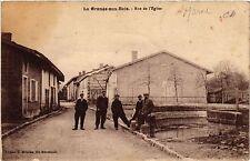 CPA La Grange aux Bois Rue de l'Eglise (491791)