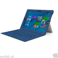 Incipio Feather Thin Case Cover with Stand Microsoft Surface Pro 3 - Blue - NEW
