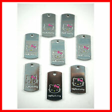 HOT 8 pcs Silver Jewelry Making Metal Figure Pendant Charms For Hello Kitty SET