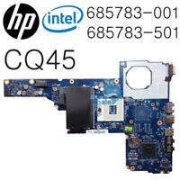 for HP 1000 2000 450 COMPAQ CQ45 Intel Motherboard 685783-001 685783-501