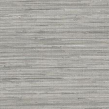 Gris Faux Grasscloth Papier-Peint NT33705