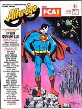 ALTER EGO #26 - comics fanzine - Wayne Boring cover, Joe Sinnott interview